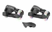 Hudora Bold Buddy's Heel Wheels Black / White