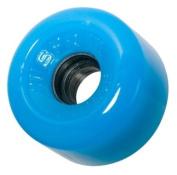 SFR Slicks Roller Skate Wheels (Set of 4) - Blue