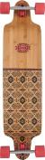 Globe Bannerstone Bamboo Drop Down Twin Tip Longboard Arrowhead Series 10525158