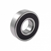 6204-2RS 6204 2RS Shield Sealed Ball Bearing 20mm x 47mm x 14mm
