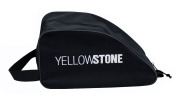 Yellowstone Walking Boot Bag - Black, 1 Pack