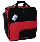 Practical BRUBAKER Ski Boot Winter Sports Bag Backpack SUPER FUNCTION Holds Complete Set of Ski and Snowboard Equipment Incl. Helmet Red/Black