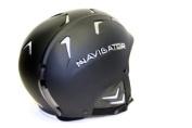 NAVIGATOR PHOENIX ski helmet, snowboard helmet, BLACK, Size XS