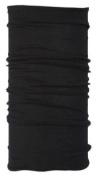 Original Buff Multifunctional Headwear/Gaiter/Neck Tube - Plain Black