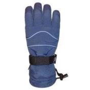 Manbi Rocket Ski Glove Mens Black