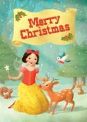 Merry Christmas Greetings Card