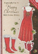 Especially For A Happy Christmas With Festive Wishes