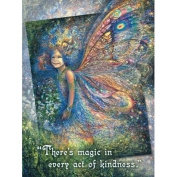 The Forest Fairy - Thank You Josephine Wall Greeting Cards'
