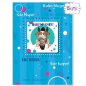 Babe Magnet - Horse Blank Magnet Card