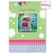 Perfectly Preserved - Guinea Pig Birthday Magnet Card