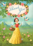 Thank You Greetings Card - By Stephen Mackey