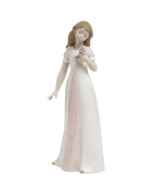 Nao 02001570 Elegant Pose Figure Ornament