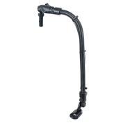 RAM Mount Transducer Arm Mount w/Male Wedge Base - Compatible w/RAM/Attwood/Fish-On! Wedge Hole Bases