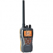 Cobra Electronics Mr-Hh350 Marine VHF Handheld Floating 6W Radio