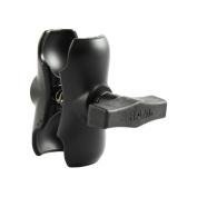 RAM Mount Short Double Socket Arm f/3.8cm Ball