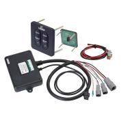 Lenco Tactile Trim Tab Switch Kit - Standard