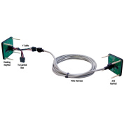 Lenco Flybridge Kit f/Standard Tactile Switch 20' Shielded Wire Harness