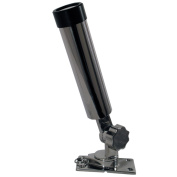Whitecap Bluewater SS 360/180 Deg. Removable Rod Holder