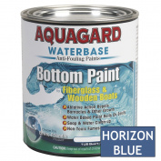 Aquagard Waterbased Anti-Fouling Bottom Paint - 0.9l - Horizon Blue