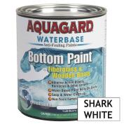 Aquagard Waterbased Anti-Fouling Bottom Paint - 0.9l - Shark White