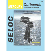 Seloc Service Manual - Mercury Outboards - 1-2 Cyl - 1965-89