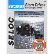 Seloc Service Manual - Mercruiser Stern Drive - 1992-00