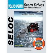 Seloc Service Manual - Volvo/Penta - Stern Drive - 1992-02