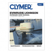 Clymer Evinrude/Johnson 1.5-125 HP Outboards