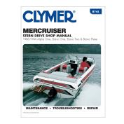 Clymer MerCruiser Alpha One, Brave One, Two & Three Stern Drives