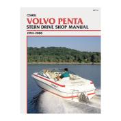 Clymer Volvo Penta Stern Drives