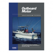 Clymer Outboard Motor Service Manual Vol. 2