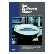 Clymer Old Outboard Motor Service Manual Vol. 2