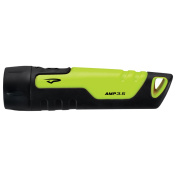 Princeton Tec AMP 3.5 100 Lumen Handheld LED Flashlight - Neon Yellow/Black
