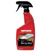 Mothers 05724 California Gold Spray Wax - 710ml