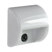 Lumitec Andros Courtesy Interior Light - White Powder Coat Housing - White Light