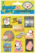 Family Guy Stop Yankin My Chain Sticker Set