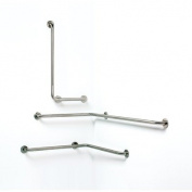 Sonia - 118168 - Safety Bar 40cm - Finish - Brushed Stainless Steel
