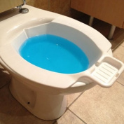 Pharmedics Portable Toilet Bidet - Plus Built In Soap Tray