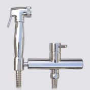 Warm water Bidet Shower Kit