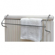 Chrome Radiator Towel Rail
