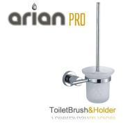 Arian Pro - Toilet Brush and Holder