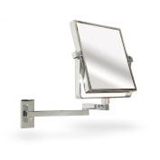 Square Extendable Vanity Mirror