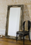 Carved Louis Leaner Mirror Colour