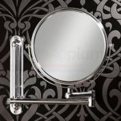 ~200mm Tila Magnifying Circular Bathroom Shaving Mirror