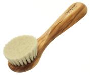 Hydrea Olive Wood Facial Exfoliating Brush