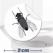 10 x Toilet / Potty Training / Urinal Target Fly Stickers