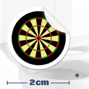 Toilet Training Aid For Children Toddlers Boys Funny Bathroom Restroom Potty Urinal Trainer 10 x Dartboard Target Stickers