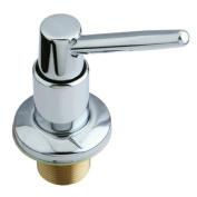 Kingston Brass SD8641 Soap & Lotion Dispenser - Polished Chrome