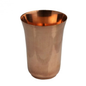 Ayurvedic Product From India Full Size 400 ML Copper Tumbler Glass for Healing