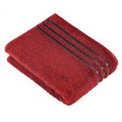 Vossen Cult de Luxe 1153280390 Bath Towel 100 x 150 cm Ruby